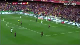 Barcelona 1-2 Valencia▪Cups Win To Bats▪Highlights-Maç Özeti▪25.05.2019▪