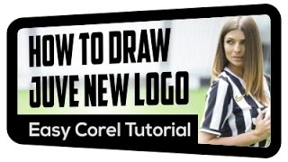 How to draw Juventus New Logo 2017