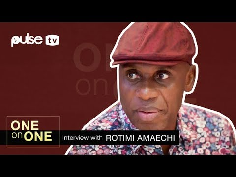 One-on-One With Rotimi Amaechi | Pulse TV