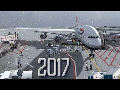 New Flight Simulator 2017 - P3D 3.4.1 [Ultra Realism]