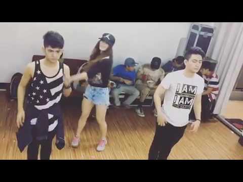 Fall dance by John Bermundo, Ate Awi, Kuya jake