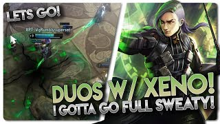 DUOS WITH XENOTEK!! Vainglory 5v5 [Ranked] Gameplay - Samuel |CP| Mid Lane Gameplay