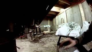 Harman Pb105 Boiler Cleaning Round 2 - 143 - My Diy Garage Build Hd Time Lapse