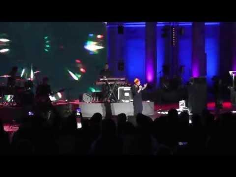 Шинейд О'Коннор  концерт в Зеленом театре (фестиваль