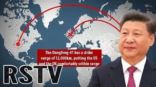 Científicos Nucleares chinos ya tienen preparado su Arsenal Nuclear, y llega hasta los EEUU y Europa