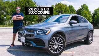 2020 Mercedes GLC 300C Coupe vs GLC SUV | Why You Should Get The SUV Over The Coupe.