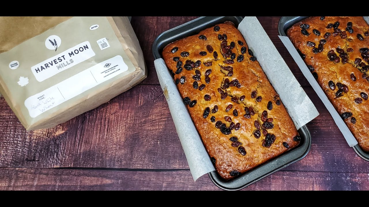 Wheat Banana Bread - Healthy Recipes  How to Bake from Scratch  Banana Bread Recipe  Abyshomekitchen