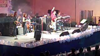 AEGIS BAND Female Rock Band (Live Show at Mindoro)