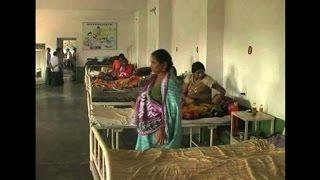 Eight Indian women die after mass sterilisation