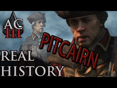 "Assassin's Creed: The Real History - ""John Pitcairn"""