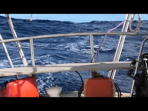 OCEAN PASSAGE Australia To NEW CALEDONIA - 4 Seasons Of Wind In One Day (Sailing SV Sarean) EP. 73