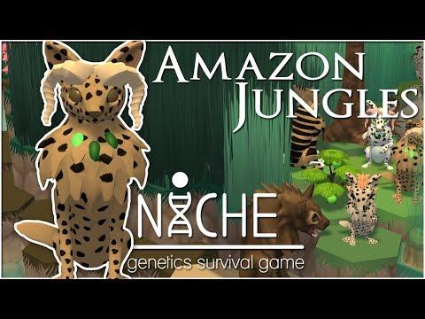 The Island of Lost Females?! • Niche: Amazon Jungles Challenge - Episode #1