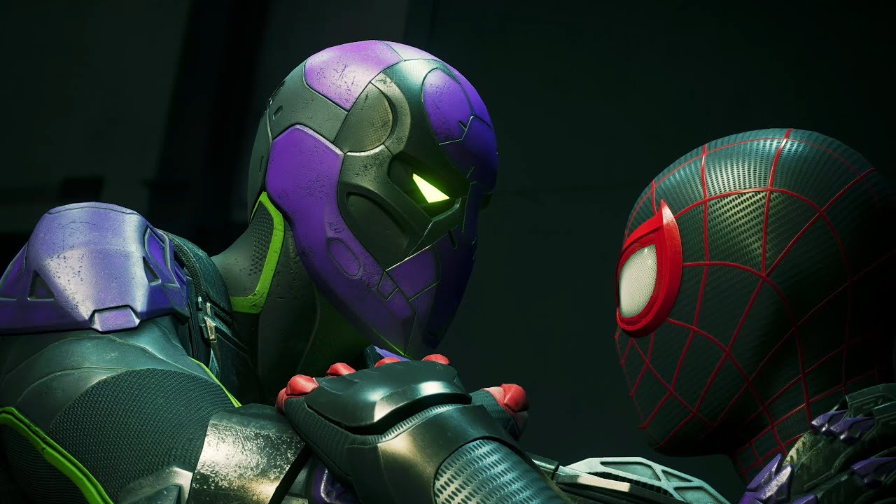 Spiderman: Miles Morales - Prowler Boss Fight