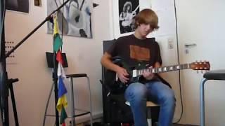 Led Zeppelin-No Quarter live solo MSG Cover
