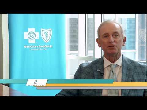 HEALTHeLINK Medical Minute: David Anderson BlueCross BlueShield of WNY