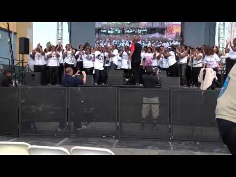 Joy Coming Reprise KJLH Radio Choir w/Brent Jones