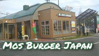 MOS BURGER JAPAN|Mukbang|Audit|Review||fast food in japan|pinay in japan|Vlog#7
