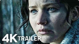 DIE TRIBUTE VON PANEM 2 Catching Fire Trailer - Deutsch German | 2013 Official Film [Ultra-HD 4K]
