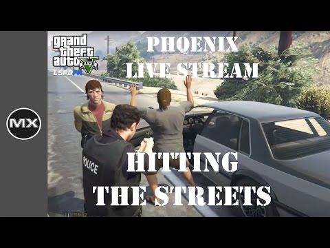 MXGAMING | Live Stream | Constable Phoenix hitting the Streets | Help me Reach 1K Subs!