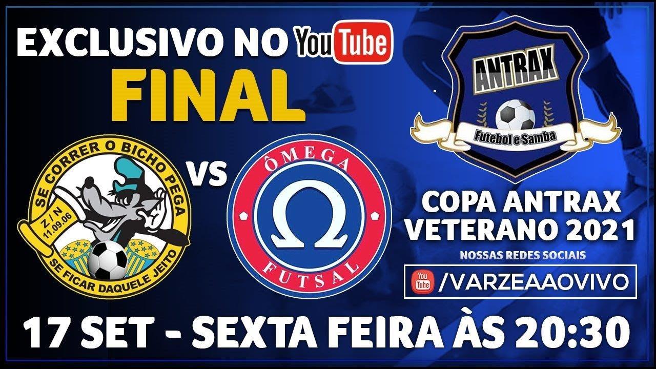 Download Daquele Jeito x Ômega FS - Final - Copa Antrax Veterano 2021