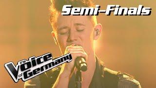 Bryan Adams - Heaven (Matthias Nebel) | The Voice of Germany | Semi Final