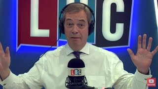 The Nigel Farage Show: Has Theresa May