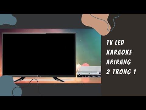 TV LED KARAOKE