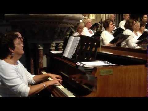 Breath of Heaven, soloist Kim Adams - St John Neum...
