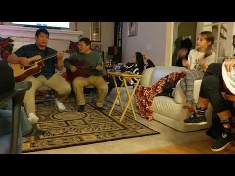 Lacuesta Family Songbook. Christmas 2016