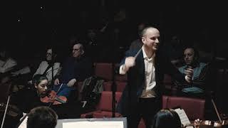 I.Stravinsky L'oiseau de feu (Suite 1919). Mannes Orchestra, dir. Guillaume Pirard