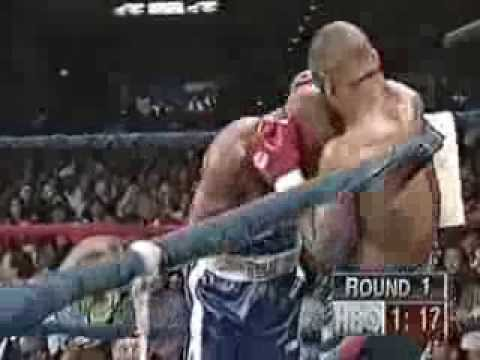 Roy Jones Junior vs Tony Thornton - IBF Super Middleweight Title Fight
