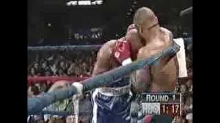 Roy Jones Junior vs Tony Thornton - IBF Super Middleweight Title Fight