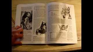 Dark Albion: The Rose War Flip-Through Review