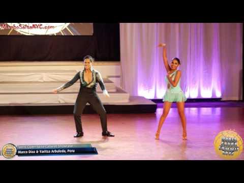 WSS16 Feb6. Teens Open Salsa Cabaret Showcase