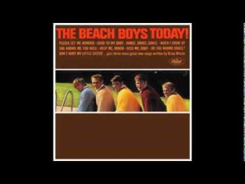 vr ps the beach boys today 1965 album review youtube. Black Bedroom Furniture Sets. Home Design Ideas