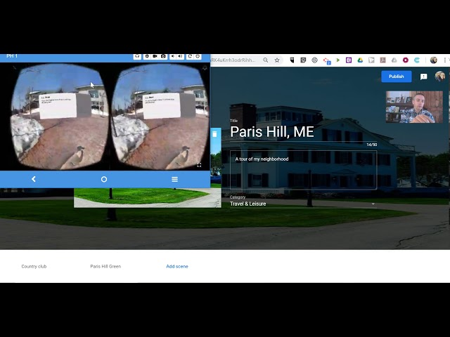 How to Use Your Own VR Tours in Google Expeditions