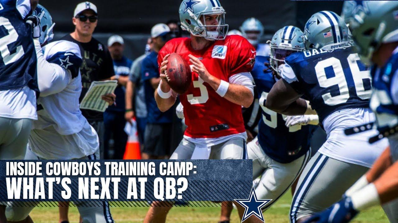 The Dallas Cowboys Backup Quarterback Position Is Still Wide Open