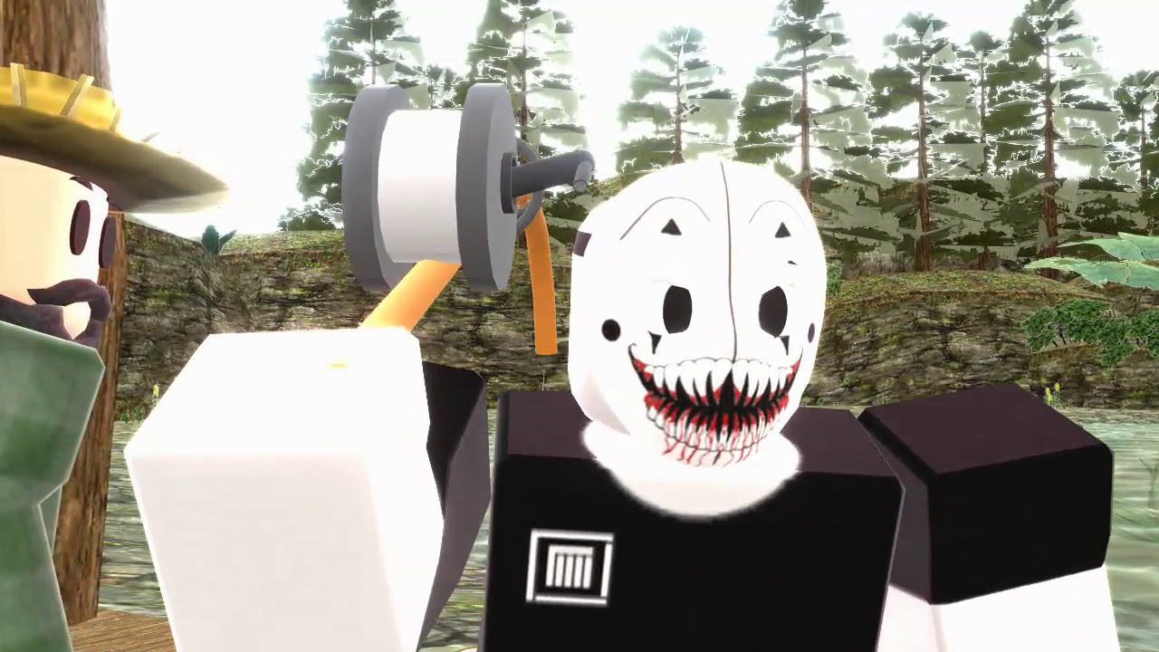 ROBLOX MANSION HORROR STORY ANIMATION PART4 THE ENDING
