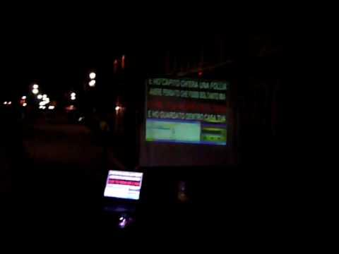 Karaoke in Venice