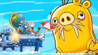 Angry Birds Fight - Cutest Walrus Monster Pig Ice Ship Hull! iOS/ Android