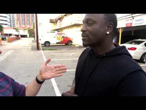 Akon on Africa