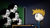 Nebezpečenstvo Internetu - Animovaný Dokument CZ/SK