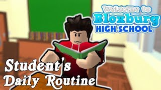 Welcome to Bloxburg: Student