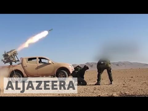 Syria: SDF makes gains in Raqqa