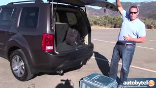 2013 Honda Pilot Test Drive   Crossover SUV Video Review   YouTube