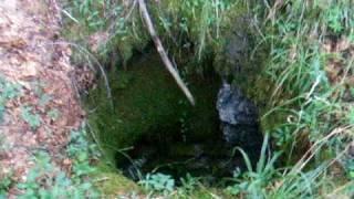 Grotta Acqua del Cerchio Monte Terminio Volturara Irpina