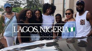 NIGERIA VLOG PART 2   LAGOS EDITION   CANOPY WALK, BOAT RIDE + MORE