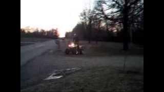 wheelies by brad c