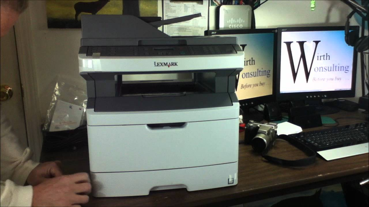LEXMARK X364DN SCANNER DRIVERS DOWNLOAD