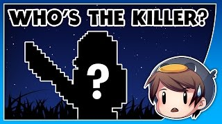 WHO'S THE KILLER? // NEW TERRARIA MINIGAME